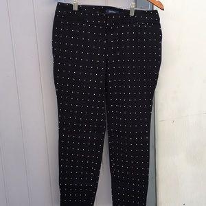 Pixie petite crop pants